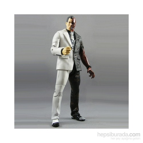 Batman Arkham City Two Face Figür