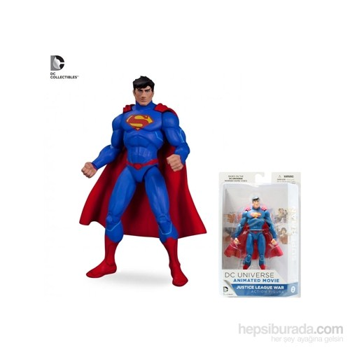 Justice League War Superman Action Figure