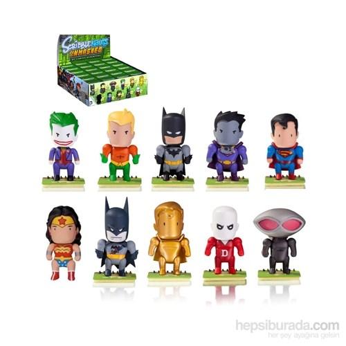 Dc Comics Scribblenauts Unmasked Mini Figures