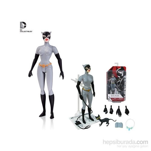 The New Batman Adventures: Catwoman Action Figure