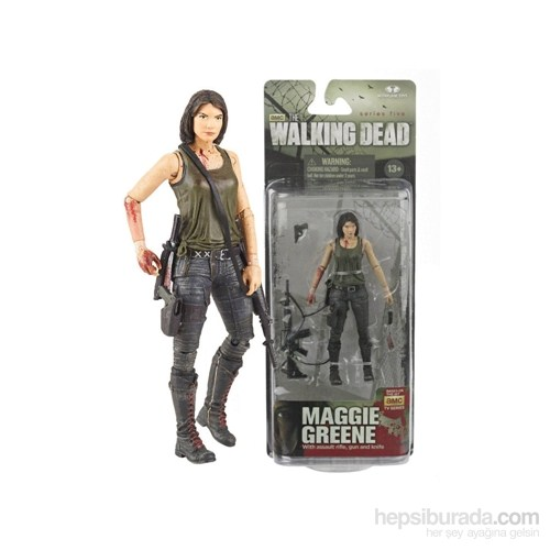 The Walking Dead: Maggie Figür Tv Series 5