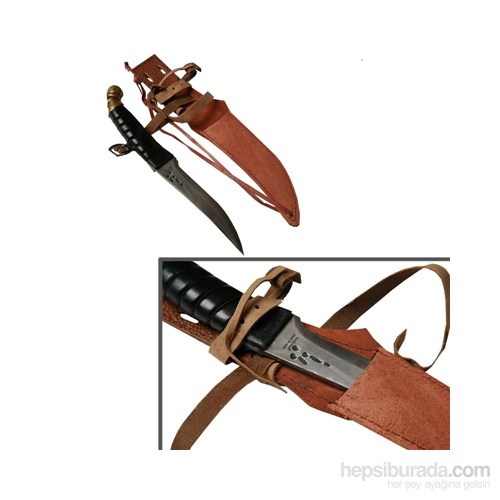 Assassin's Creed Leg Dagger With Sheath