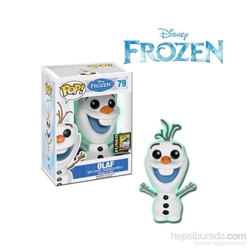 Frozen: Olaf Glow İn The Dark Pop! Vinyl Figure