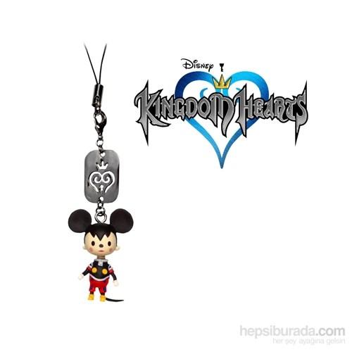 Kingdom Hearts Avatar Vol.3 King Mickey Strap Anahtarlık
