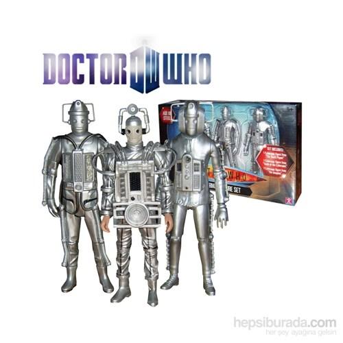 Doctor Who: Age Of Steel Cyberman Set Of 3 Figures