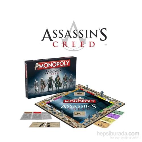 Assassin's Creed Monopoly (İngilizce)