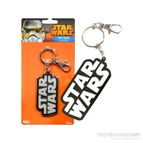 Star Wars: Logo Snap Keychain Anahtarlık