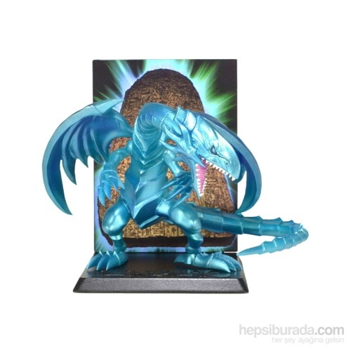 Yu-Gi-Oh! Blue Eyes White Dragon Figür
