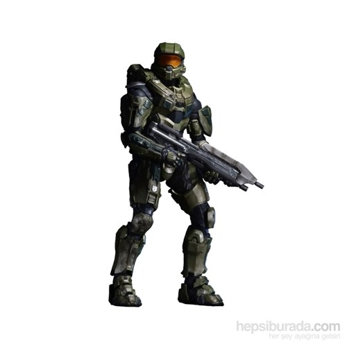 Halo: Master Chief 1/4 Action Figure 18 İnch