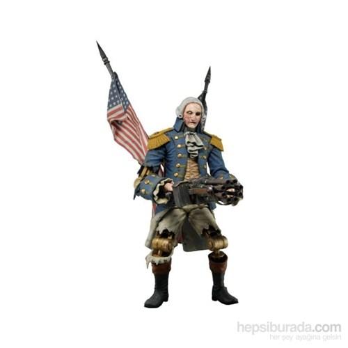 Bioshock Infinite 9 İnch George Washington Patriot Figür