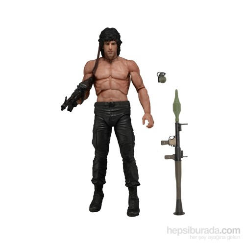 Rambo First Blood Part Iı 7 İnch Figure