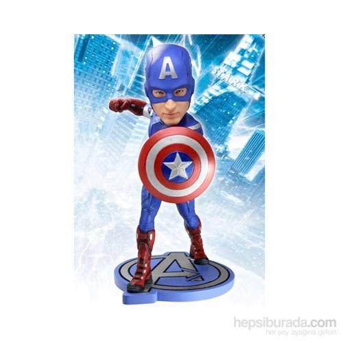 The Avengers Captain America Head Knocker