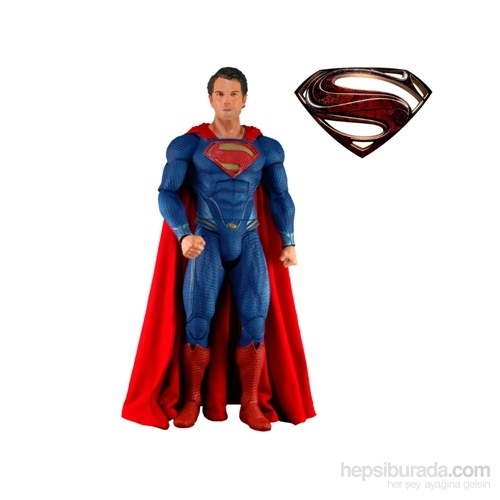 Superman Man Of Steel 1/4 Scale Action Figure