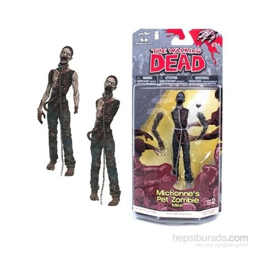 The Walking Dead: Michonne's Zombie Pet Figür Comic Series 2