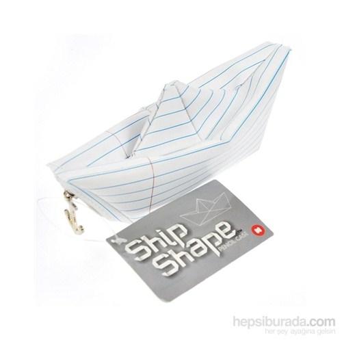 Gemi Fermuarlı Kalem Kutusu