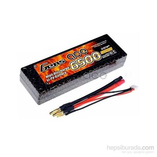 Gens Ace 6500Mah 7.4V 50C 2S1p Hardcase Lipo Batarya