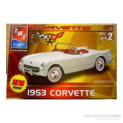 1953 Corvette (Ölçek 1:25)