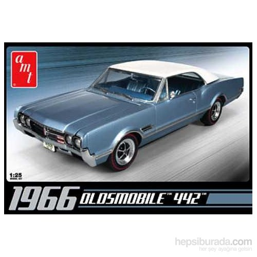 1966 Oldsmobile 442 (Ölçek 1:25)