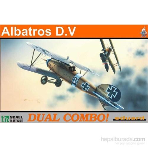 Albatros D.V Dual Combo (1/72 Ölçek)