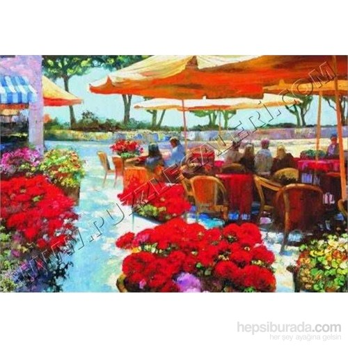 Cafe Ravello, Howard Behrens (1000 Parça)