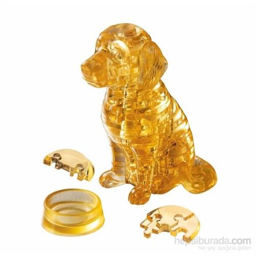 Crystal Puzzle, Golden Retriever