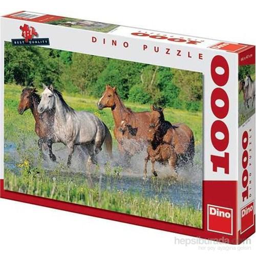 Herd Off Horses (1000 Parça)