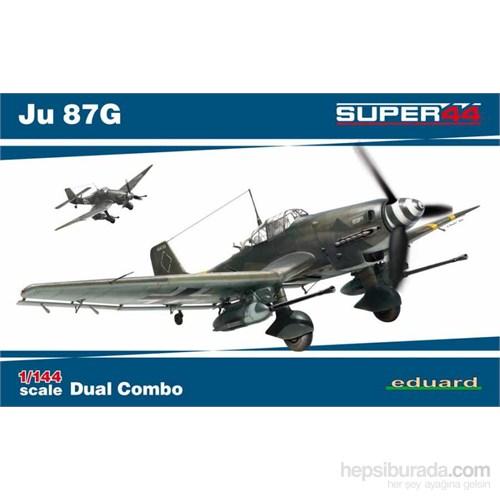 Ju 87G Dual Combo (1/44 Ölçek)