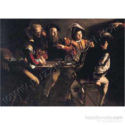 La Vocazione Di San Matteo,Caravaggio(1500 Parça)