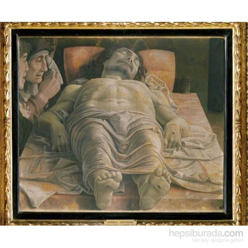 Lamento Su Cristo Morto,Mantegna (1000 Parça)