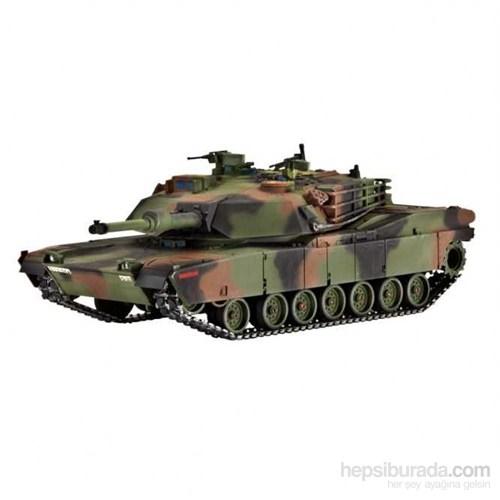 M1 A1 Abrams (Ölçek 1/72)