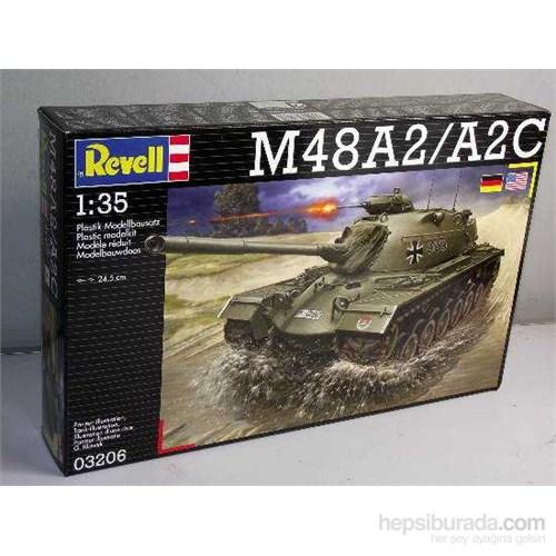 M48 A2/A2c (1/35 Ölçek)