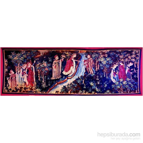 Marriage, Renaissance Art (1000 Parça, Panorama)