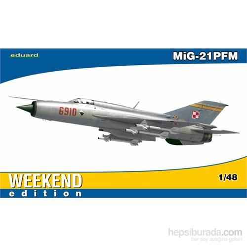 Mig-21Pfm (1/48 Ölçek)