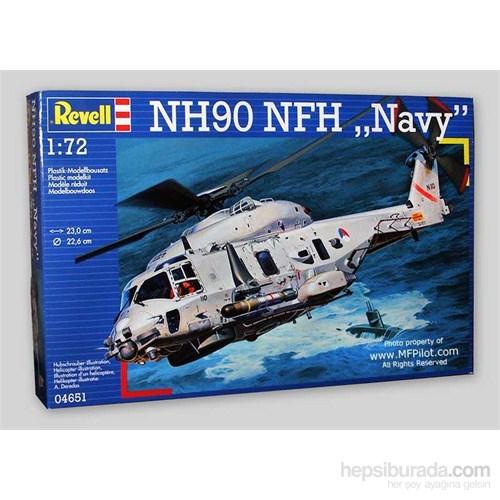 Nh90 Nfh Navy (Ölçek 1:72)