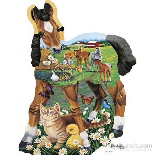 Pony Tales (550 Parça)
