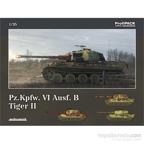 Pz.Kpfw. Vı Ausf. B Tiger Iı (1/35 Ölçek)