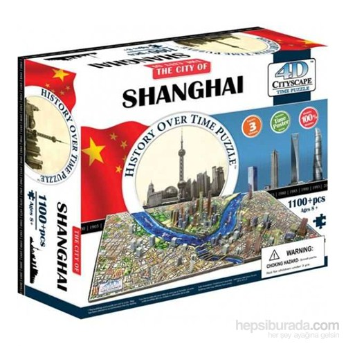 Shanghai History Time