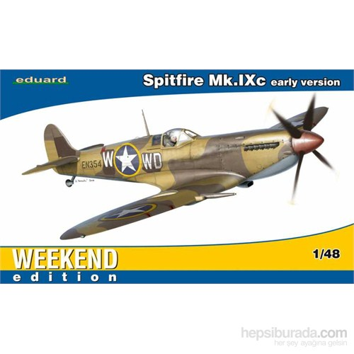 Spitfire Mk.Ixc Early Version (1/48 Ölçek)