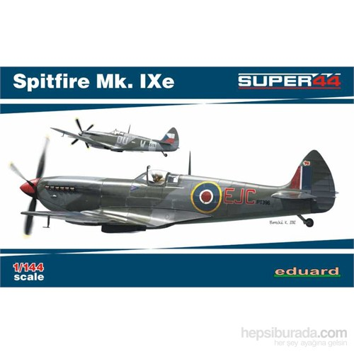 Spitfire Mk.Ixe Dual Combo (1/44 Ölçek)