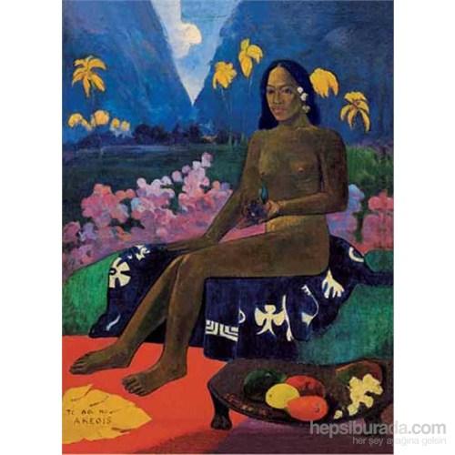 Te Aa No Areois 1892,Gauguin (1000 Parça)