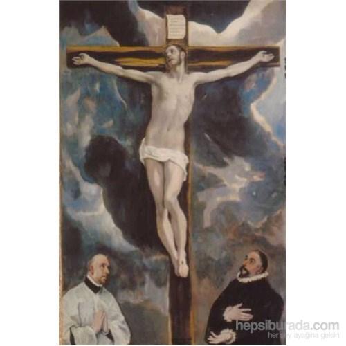 The Christus,El Greco (1000 Parça)