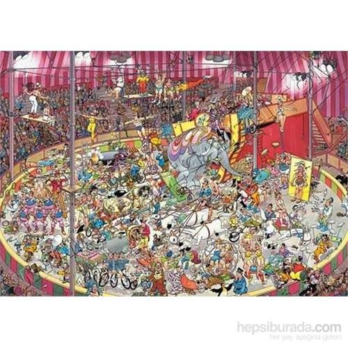 The Circus, Jan Van Haasteren (1000 Parça, Özel Bu
