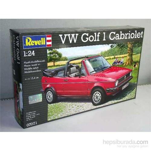 Vw Golf 1 Cabrio (1/24 Ölçek)