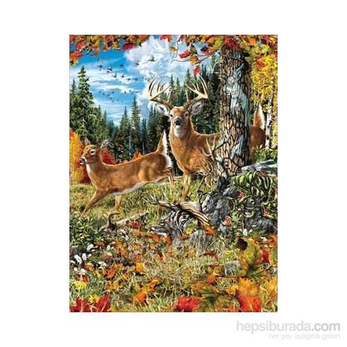 White Tail Autumn (550 Parça)