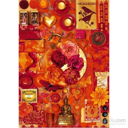 Amazing Asia, Andrea Tilk (2000 Parça Puzzle)