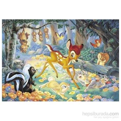 Bambi Süpermaxi Puzzle (12 Parça)