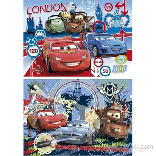 Cars Toon (2X20 Parça)
