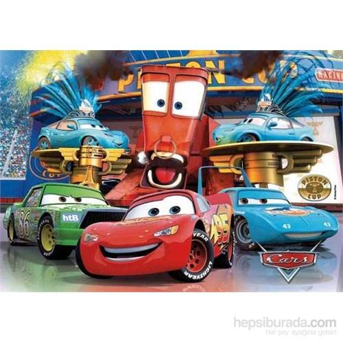 Cars: Piston Cup Championship (24 Parça, Maxi)