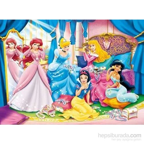 Disney Princess (24 Parça, Maxi)