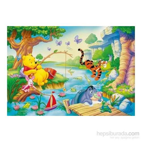 Fishing, Winnie The Pooh (60 Parça,Maxi)